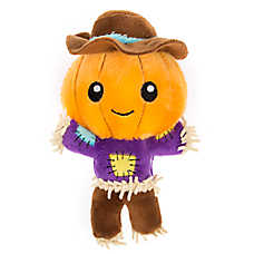 Thrills & Chills™ Halloween Scarecrow Dog Toy - Plush