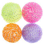 Thrills & Chills™ Halloween Sparkle Balls Cat Toys - 4 Pack