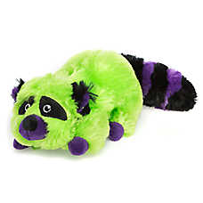 Thrills & Chills™ Halloween Raccoon Dog Toy - Plush, Squeaker