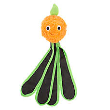 Thrills & Chills™ Halloween Spider Flapper Dog Toy