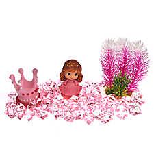 All Living Things® Princess Aquarium Decor