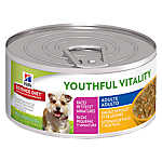 Hill's® Science Diet® Youthful Vitality Small Breed Adult 7+Dog Food -Chicken & Vegetable