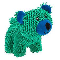 Grreat Choice® Noodle Bear Dog Toy - Plush, Squeaker