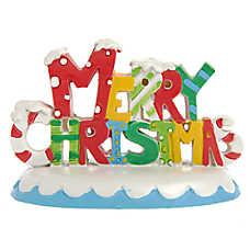 Top Fin™ Merry Christmas Aquarium Ornament