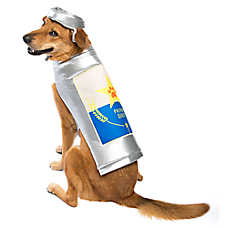 Thrills & Chills™ Halloween Beer Can Dog Costume