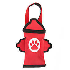 Top Paw® Tuff Fire Hydrant Dog Toy - Squeaker