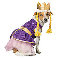 Thrills & Chills™ Halloween Rapunzel Dog Costume