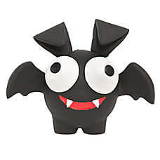 Thrills & Chills™ Halloween Bat Dog Toy - Squeaker