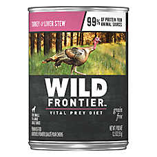 NUTRO™ Wild Frontier Adult Dog Food - Natural, Grain Free, Large Bird Recipe