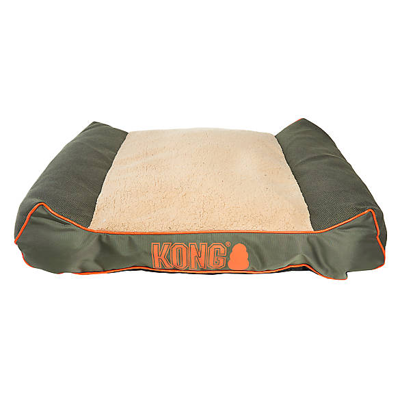 Kong 174 Lounger Dog Bed Dog Pillow Beds Petsmart