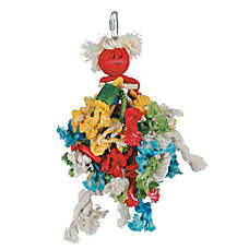 All Living Things® Cotton Doll Bird Toy