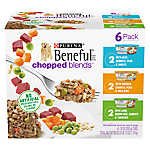 Purina® Beneful® Chopped Blends Dog Food - Variety Pack, 6ct