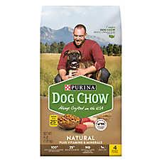Purina® Dog Chow® Natural Dog Food - Chicken