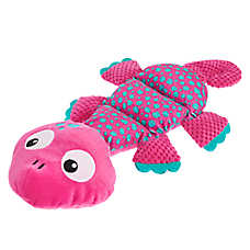 Top Paw® Gecko Dog Toy - Plush, Squeaker