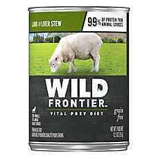 NUTRO™ Wild Frontier Adult Dog Food - Natural, Grain Free, Grass-Fed Prey Recipe