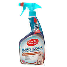 Simple Solution® Hard Floor Stain & Odor Remover