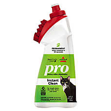 Bissell® Pawsitively Clean® Pro Cat Stain & Odor Eliminator Instant Clean with Brush