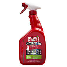 Nature's Miracle® Just for Cats Advanced Stain & Odor Remover