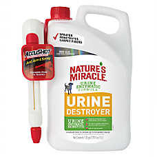 Nature's Miracle® Accushot Urine Destroyer Power Sprayer