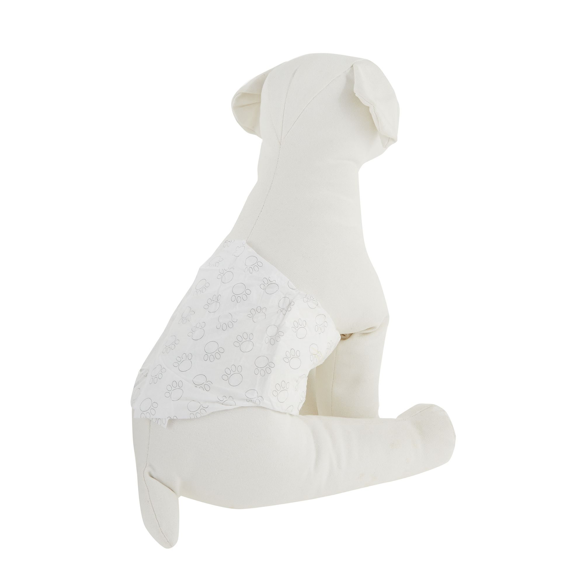 Incontinence w PUL /& All-in-One Options Male Dog Belly Band Diaper for Marking Popcorn