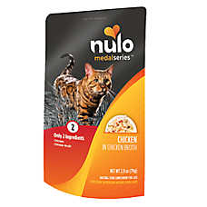 Nulo MedalSeries Cat Food Topper - Natural, Chicken