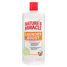Nature's Miracle® Laundry Boost Stain & Odor Removing Additive