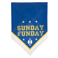 Top Paw® Sunday Funday Dog Bandana