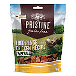 Castor & Pollux PRISTINE™ Grain Free Sausage Dog Treat - Free-Range Chicken