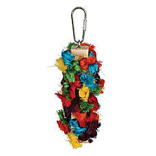 All Living Things® Sisal Knot Bird Toy
