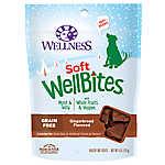 Wellness® Soft WellBites Dog Treat - Grain Free, Gingerbread