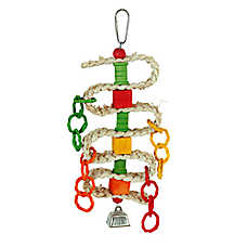 All Living Things® Spool Bird Toy