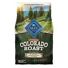 BLUE Colorado Roast Dog Food - Natural, Grain Free, Lamb, Potatoes, Peas & Apples