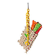 All Living Things® Pouch Bird Toy