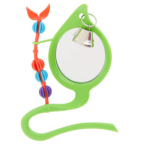 All Living Things 174 Mirror Bird Toy Bird Mirrors Petsmart