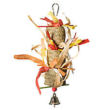All Living Things® Basket Bird Toy