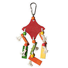 All Living Things® Wooden Triangle Bird Toy
