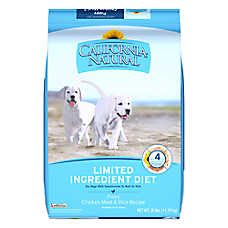 California Natural Dog Food Petsmart