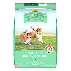 California Natural Limited Ingredient Diet Puppy Food - Natural, Lamb Meal & Rice