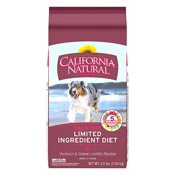 California Natural Venison Cat Food