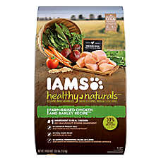 Iams® Healthy Naturals™ Adult Dog Food - Natural, Chicken & Barley