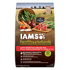 Iams® Healthy Naturals™ Adult Dog Food - Natural, Lamb & Rice