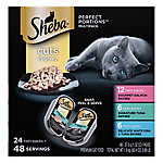 SHEBA® Perfect Portions Cat Food - Multi-Pack, 24ct