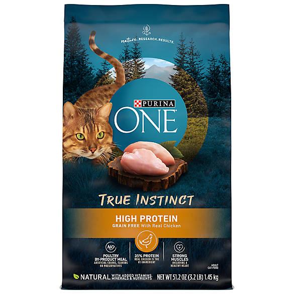 Instinct Dry Cat Food