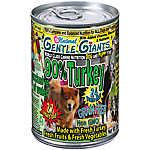 Gentle Giants Dog Food - Natural, Turkey