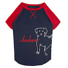 "ED Ellen DeGeneres ""Kindness"" Dog Tee"