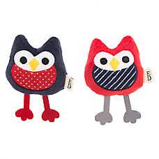 ED Ellen DeGeneres Owl Cat Toys - 2 Pack