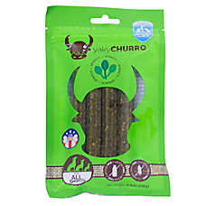 Himalayan Dog Chew Yaky Churro Dog Chew - Natural, Grain Free, Spinach
