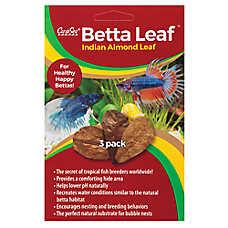 CaribSea Betta Leaf