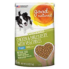 Good Natured™ Puppy Food - Natural, Chicken & Barley