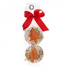 Pet Holiday™ Festive Rawhide Munchy Cookies Dog Treat